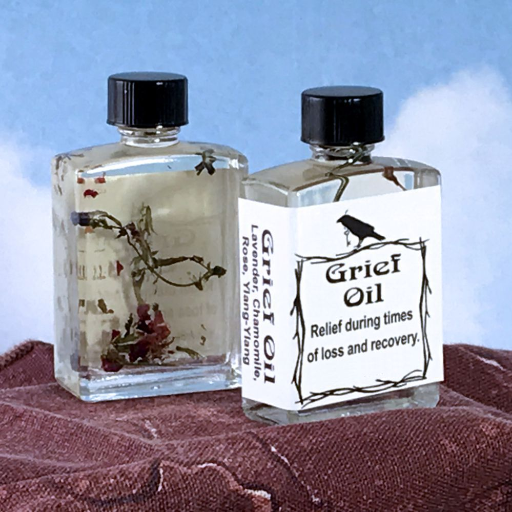 Grief Oil