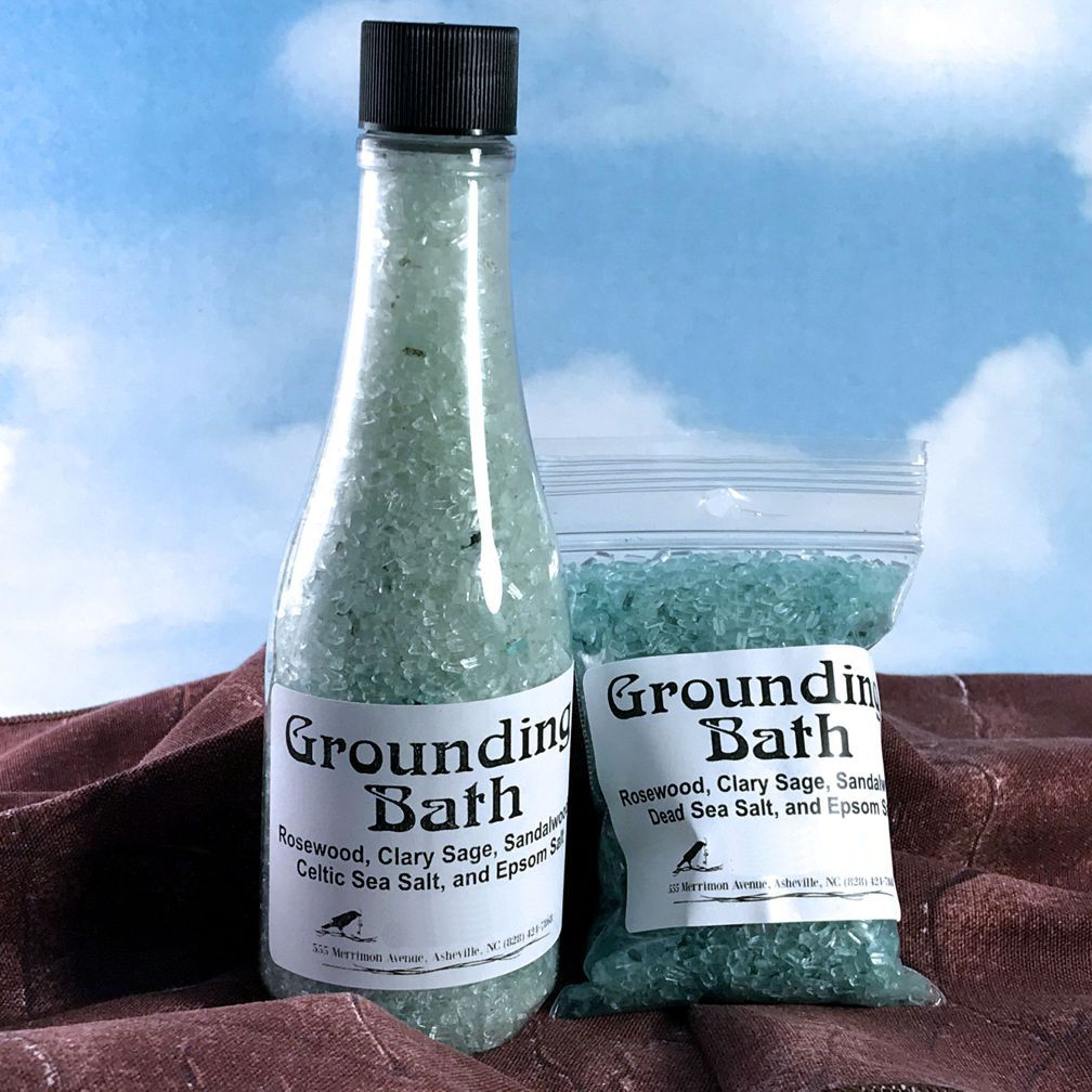 Grounding Bath Salts