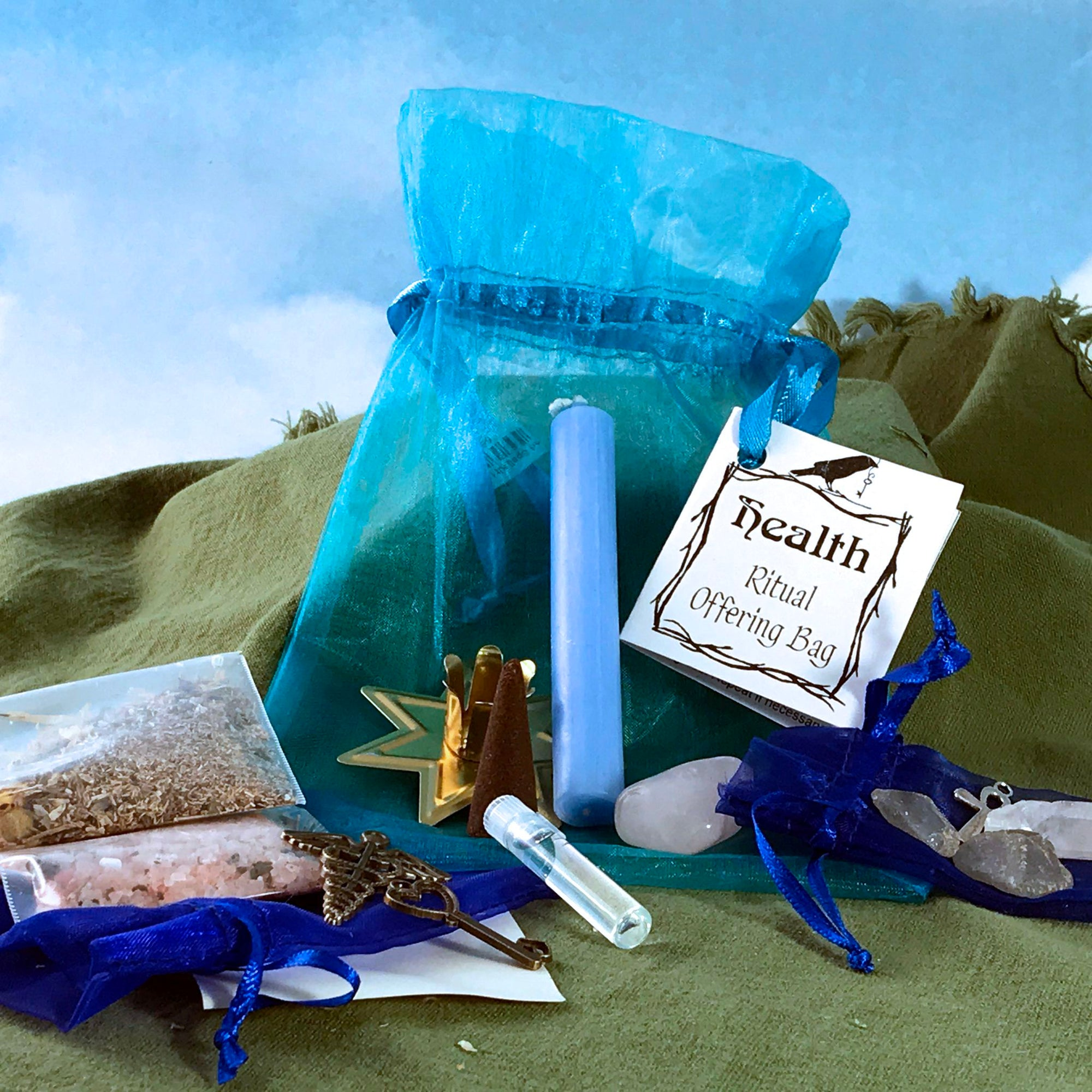 Health Offering & Spell Kit