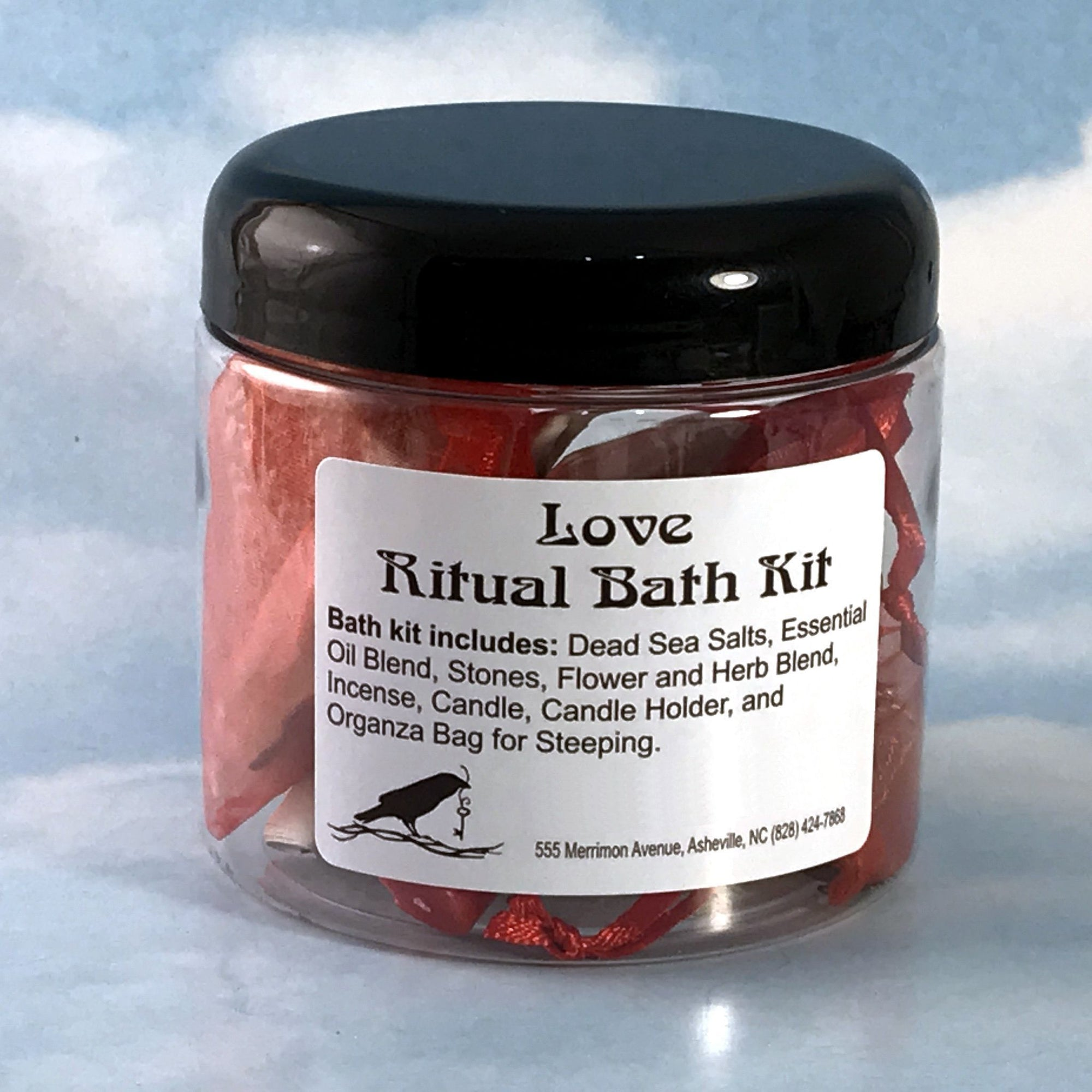 Love Ritual Bath Kit