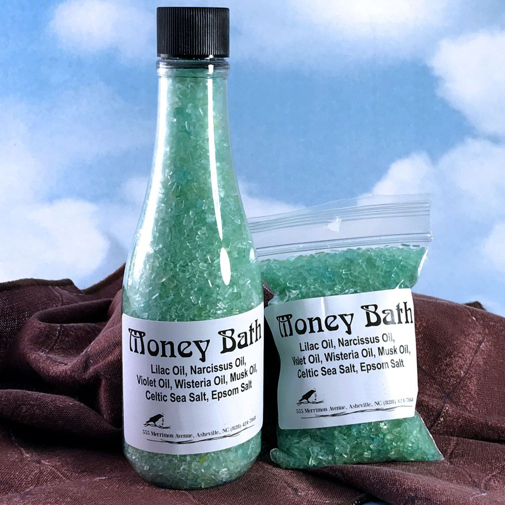 Money Bath Salts