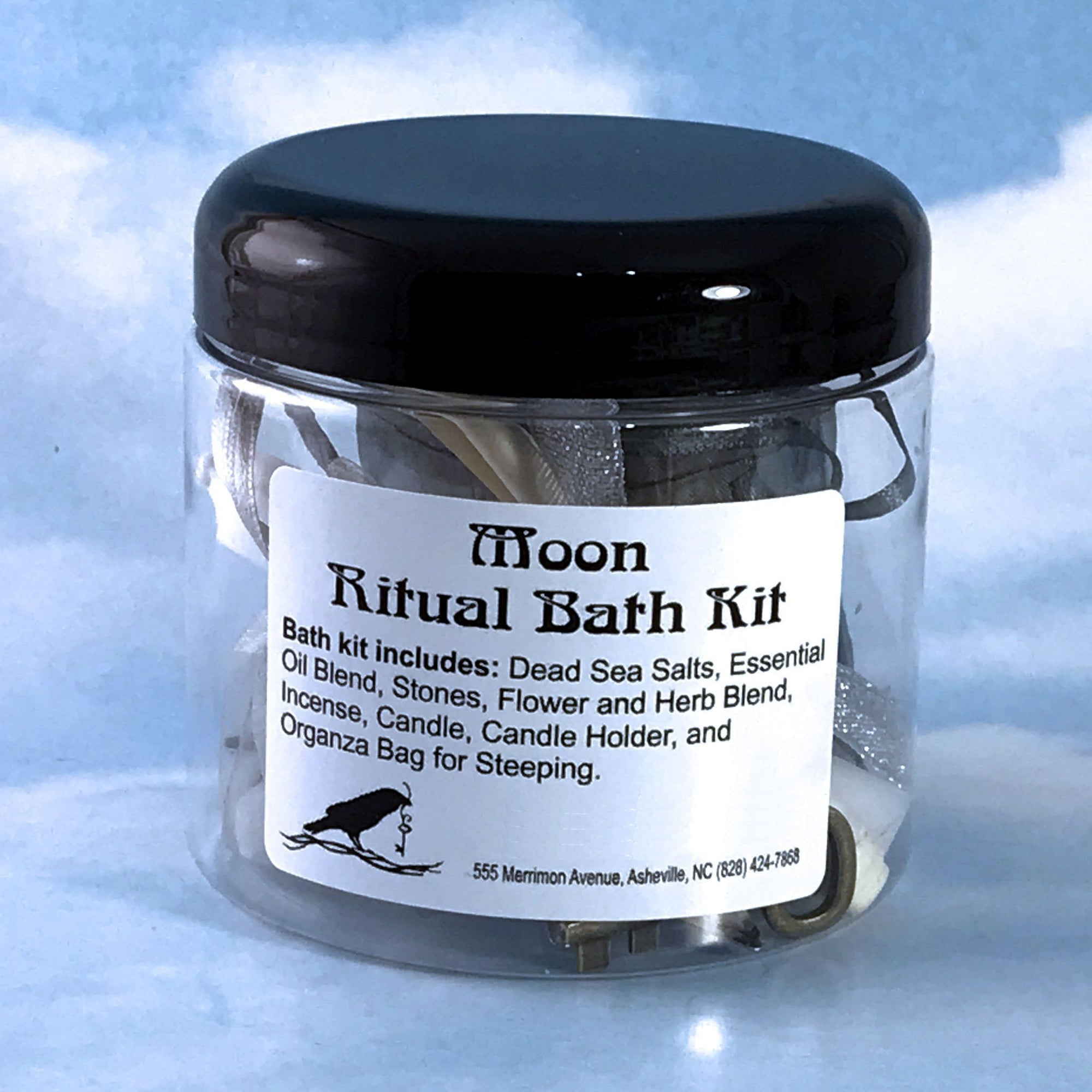 Moon Ritual Bath Kit