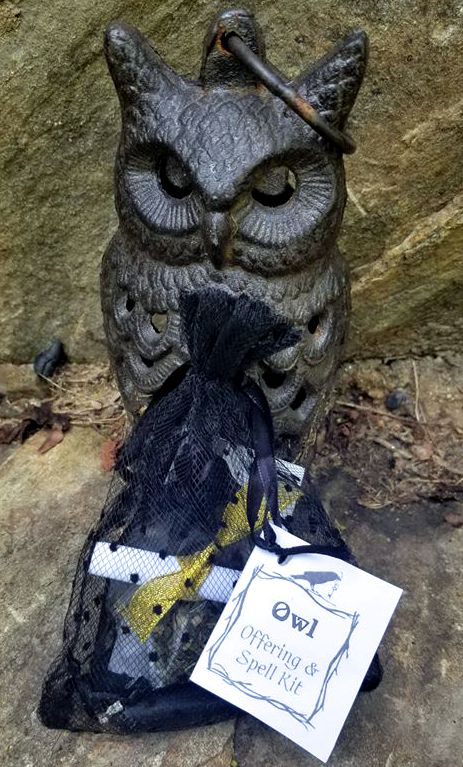 Owl Spell Kit