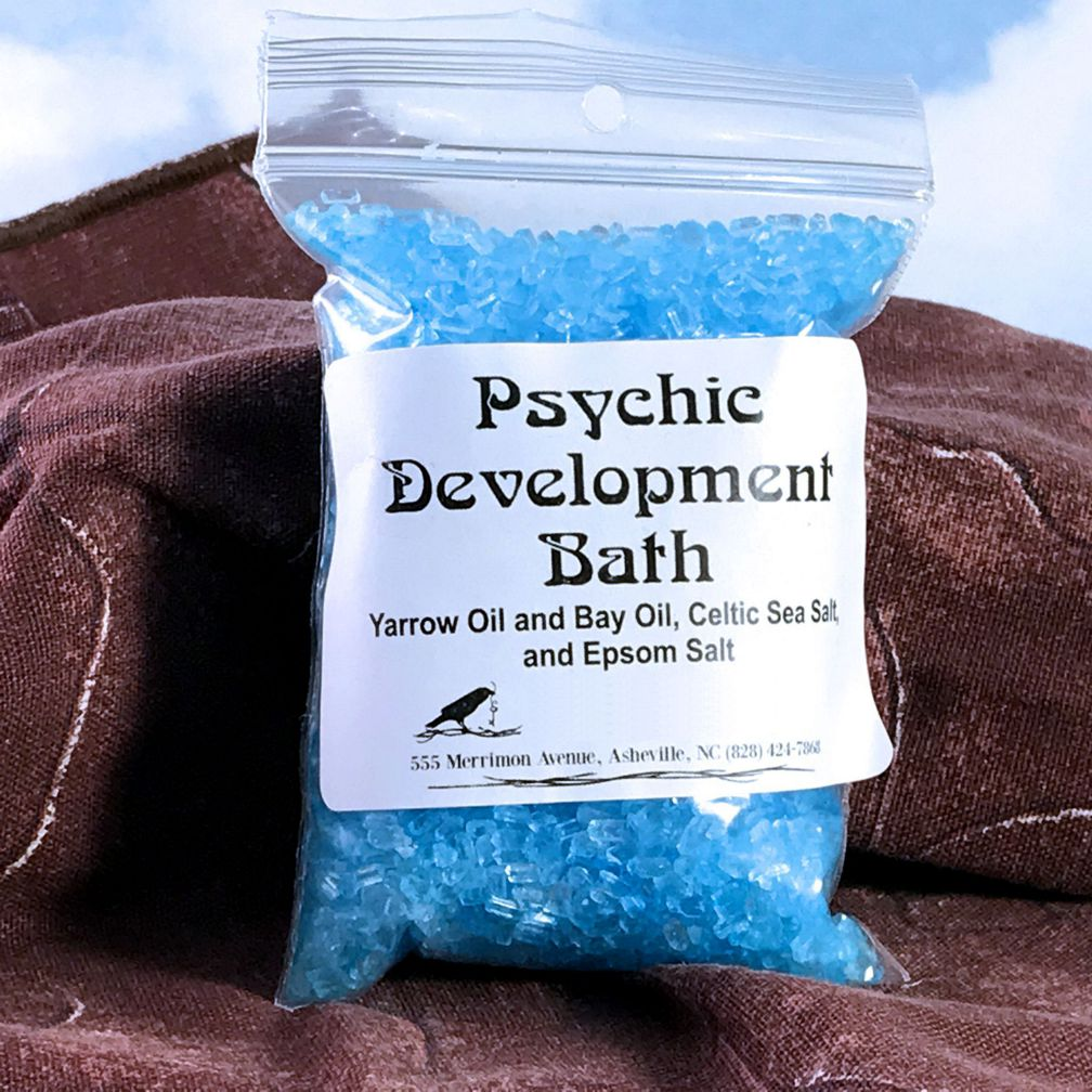 Psychic Development Bath Salts
