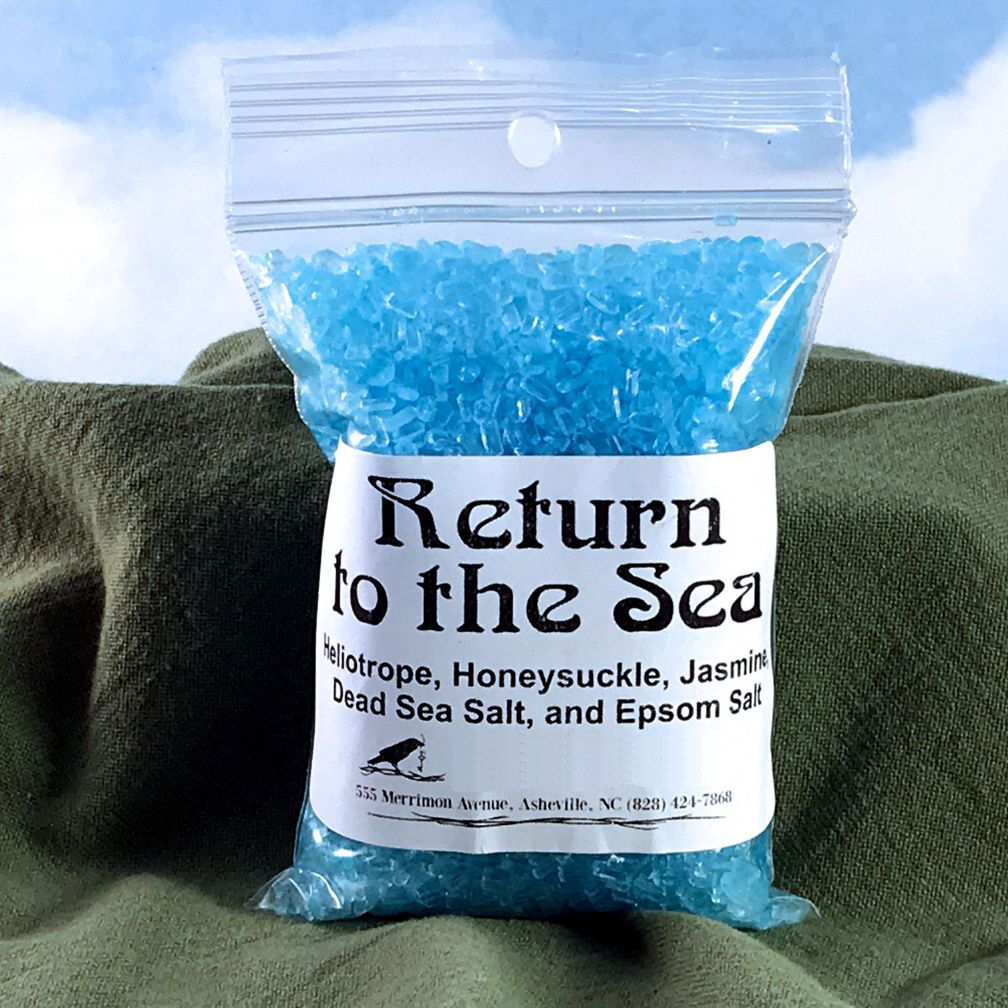 Return to the Sea Bath Salts