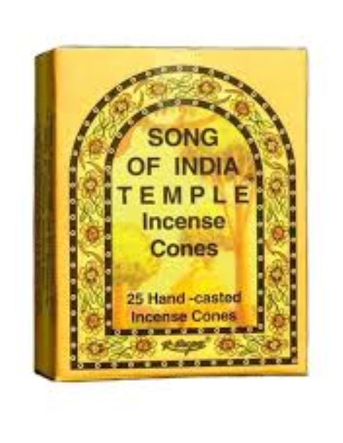 Song of India Incense Cones