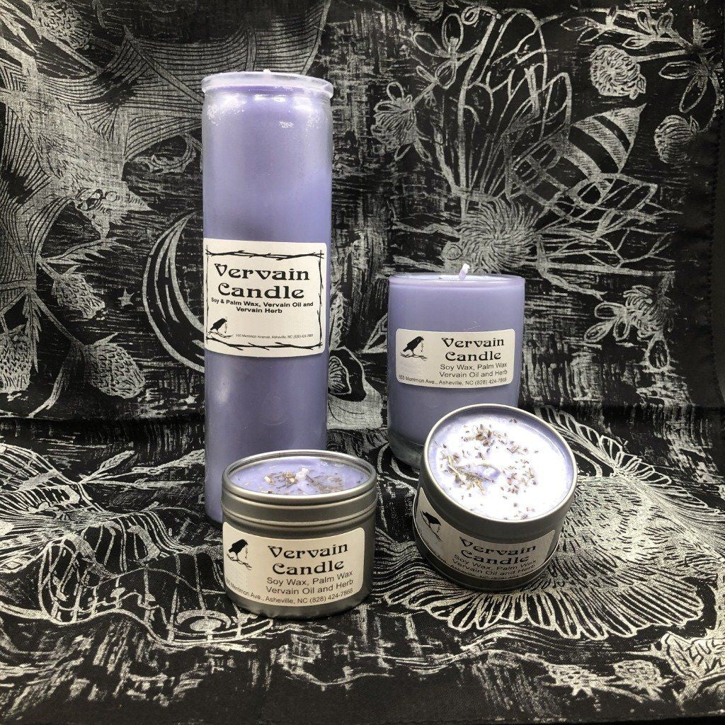 Vervain Soy Wax Candle