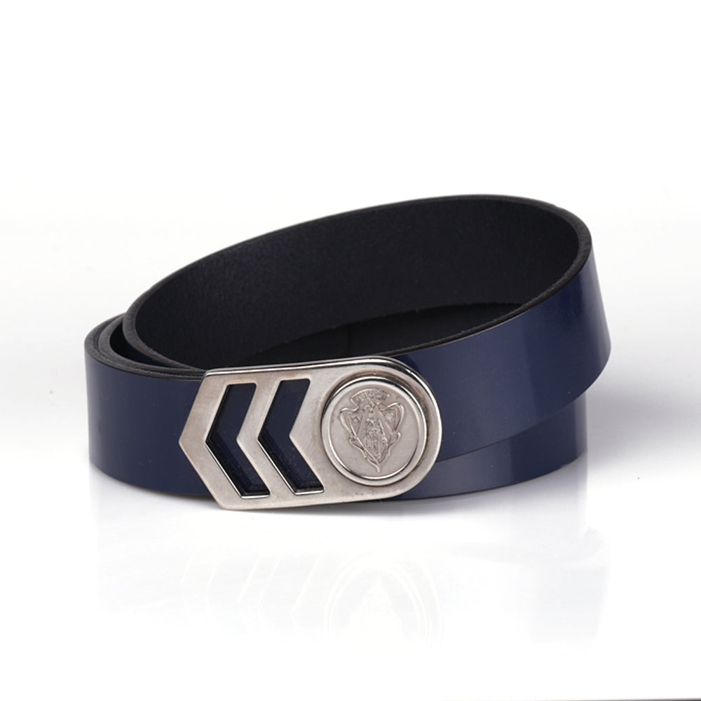 Blue Gucci Belt