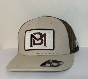BM Logo Patch Hats