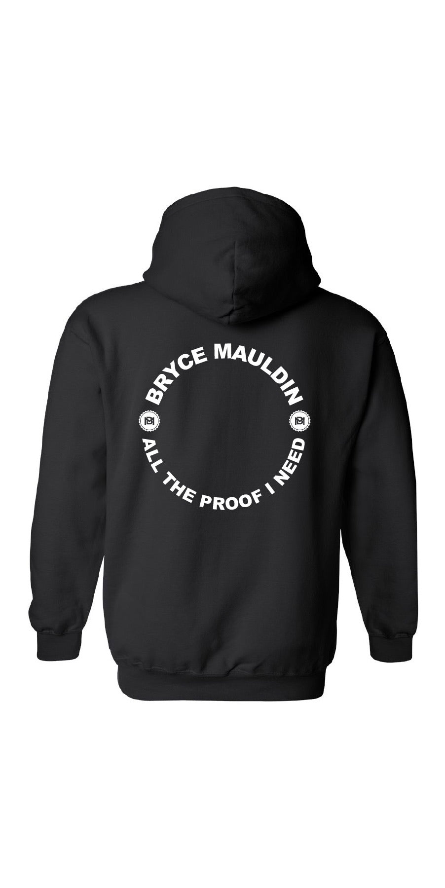 """All the Proof"" Logo Hoodie"