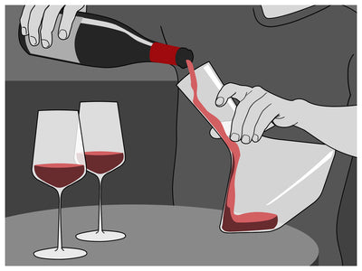 Everything You Need to Know About Decanting Wine