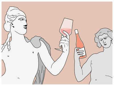 Breaking Down the Myths Around Rosé