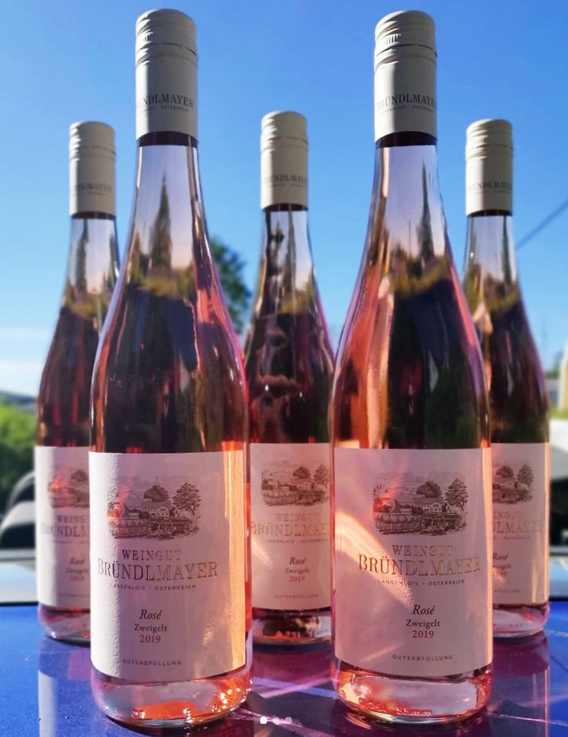 rose wine for mothers day