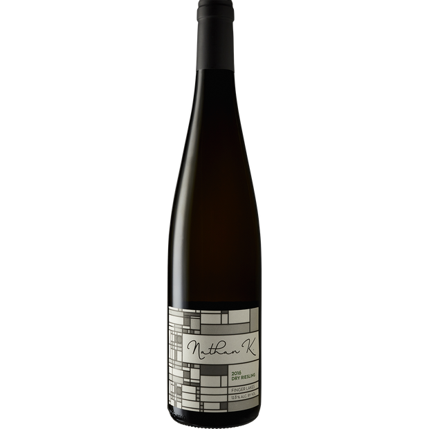 Nathan K Riesling Finger Lakes 2016-Wine-Verve Wine