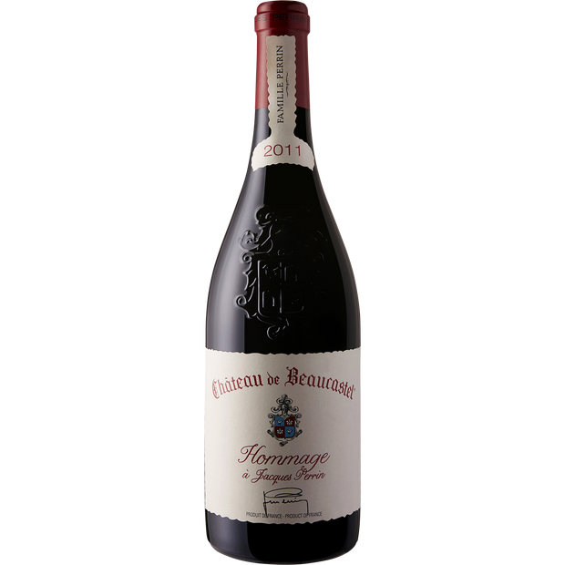 Beaucastel Chateauneuf-du-Pape 'Hommage a Jacques Perrin' 2011-Wine-Verve Wine