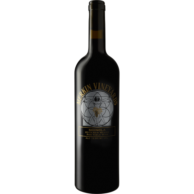 Merkin Proprietary Red 'Shinola' New Mexico 2013-Wine-Verve Wine