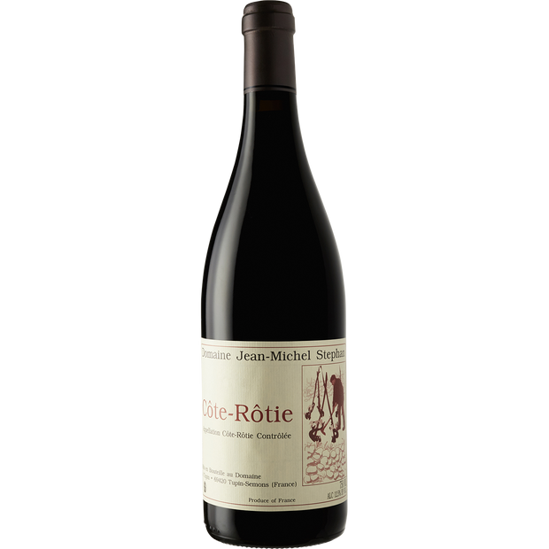 Domaine Jean-Michel Stephan Cote Rotie 2015-Wine-Verve Wine