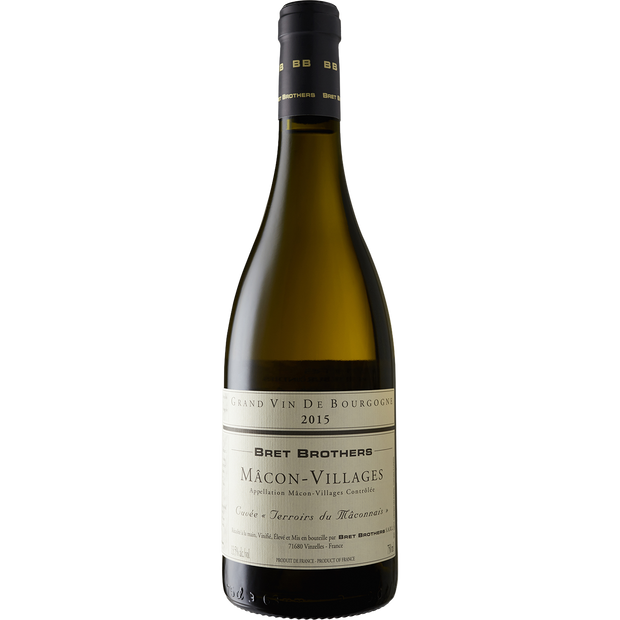 Bret Brothers Macon-Villages 2015-Wine-Verve Wine