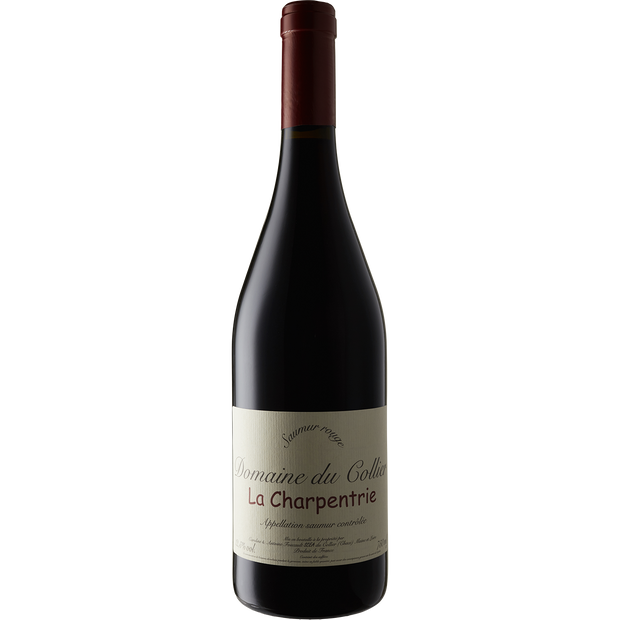 Domaine du Collier Saumur Rouge 'La Charpentrie' 2015-Wine-Verve Wine