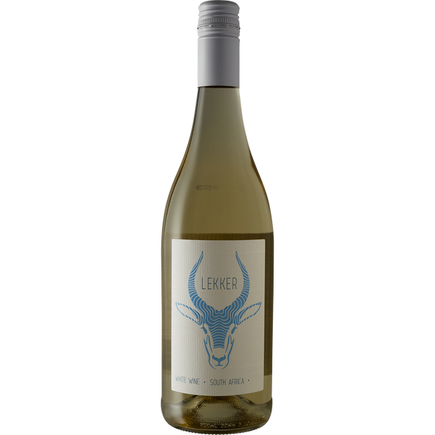 Lekker Chenin Blanc South Africa 2017-Wine-Verve Wine