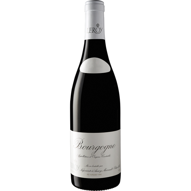 Leroy Bourgogne Rouge 2004-Wine-Verve Wine