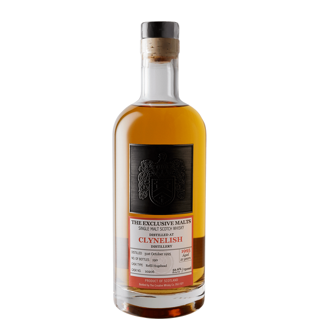 The Exclusive Malts 'Clynelish 21yr' Single Malt Scotch Whisky 1995-Spirit-Verve Wine