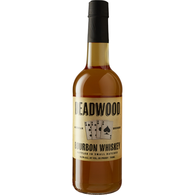 Deadwood American Bourbon Whiskey-Spirit-Verve Wine