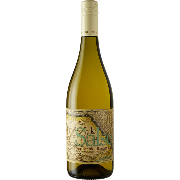 Le Salse Verdicchio di Matelica 2016-Wine-Verve Wine