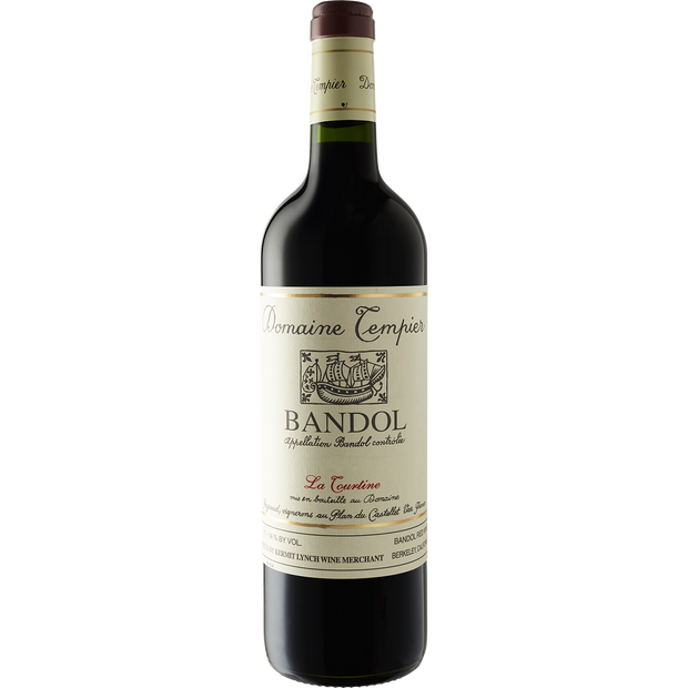 Domaine Tempier Bandol 'Tourtine' 1985-Wine-Verve Wine