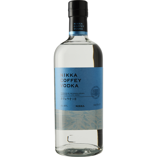 Nikka 'Coffey' Japanese Vodka-Spirit-Verve Wine