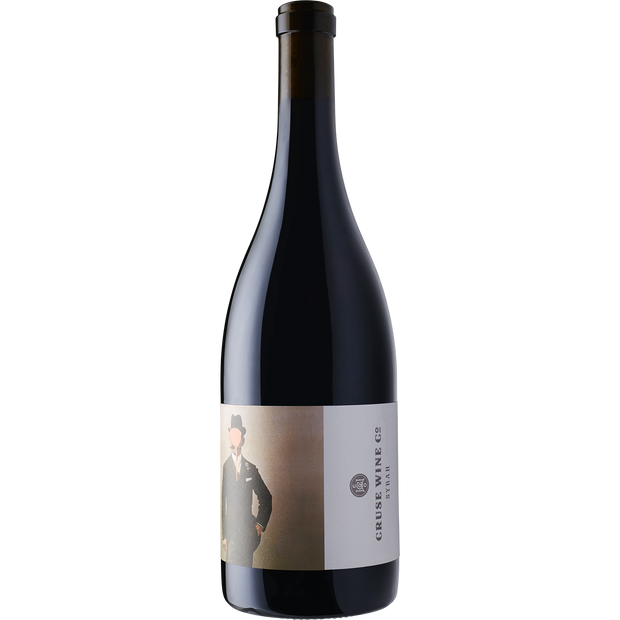 Cruse Syrah 'Charles Heintz Vineyard' Sonoma Coast 2015-Wine-Verve Wine