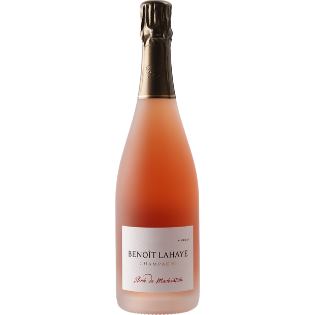 Benoit Lahaye 'Rose de Maceration' Extra Brut Champagne Rose NV-Wine-Verve Wine
