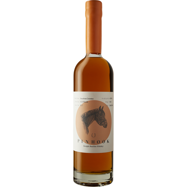 Pinhook 'Country' Kentucky Straight Bourbon Whiskey-Spirit-Verve Wine