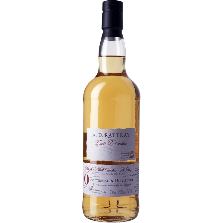AD Rattray 'Fettercairn 10yr - Cask Collection' Single Malt Scotch Whisky