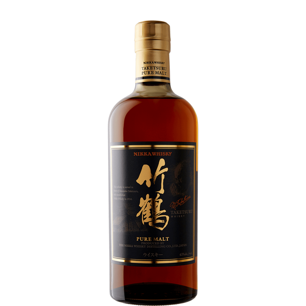 Nikka 'Taketsuru' Japanese Whisky-Spirit-Verve Wine