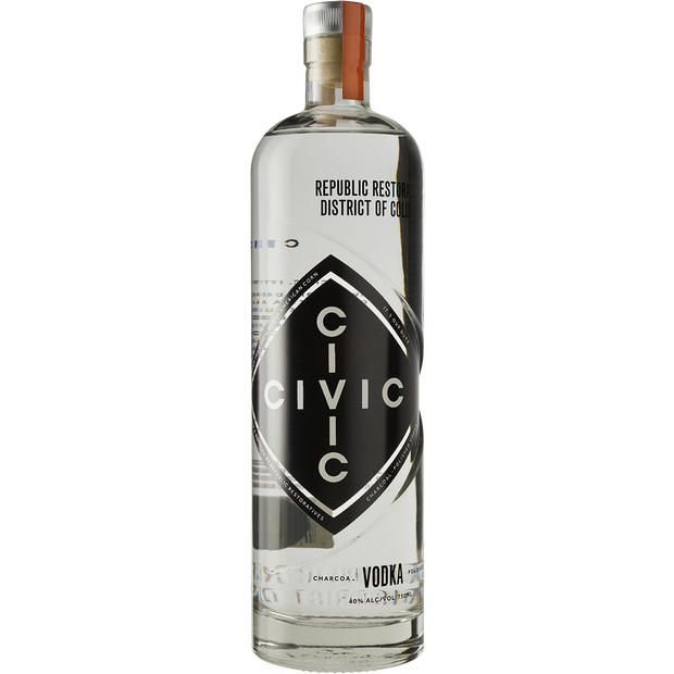 Republic Restoratives 'Civic' American Corn Vodka-Spirit-Verve Wine
