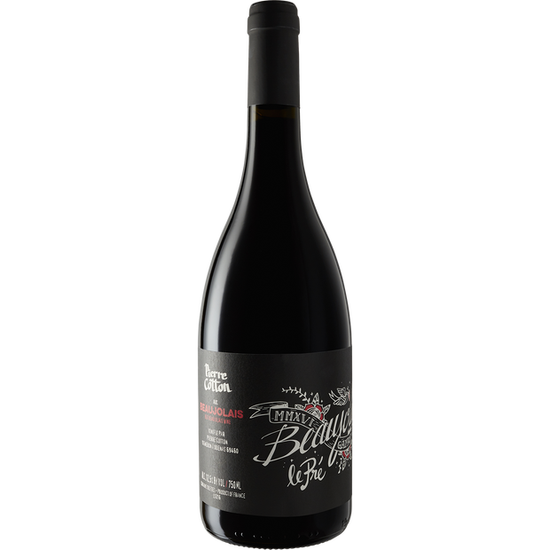 Pierre Cotton Beaujolais 'Le Pre' 2017-Wine-Verve Wine