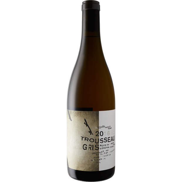 Jolie-Laide Trousseau Gris 'Fanucchi-Wood Road' Russian River Valley 2016-Wine-Verve Wine