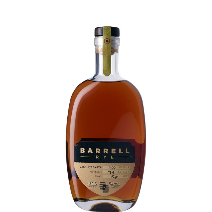 Barrell '#2' Kentucky Rye Whiskey