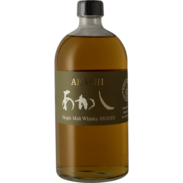 Eigashima Akashi Single Malt Japanese Whisky-Spirit-Verve Wine