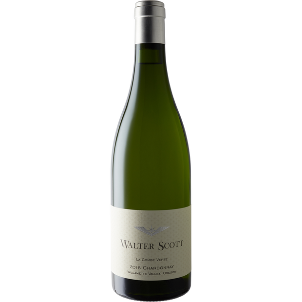 Walter Scott Chardonnay 'La Combe Verte' Willamette Valley 2016-Wine-Verve Wine