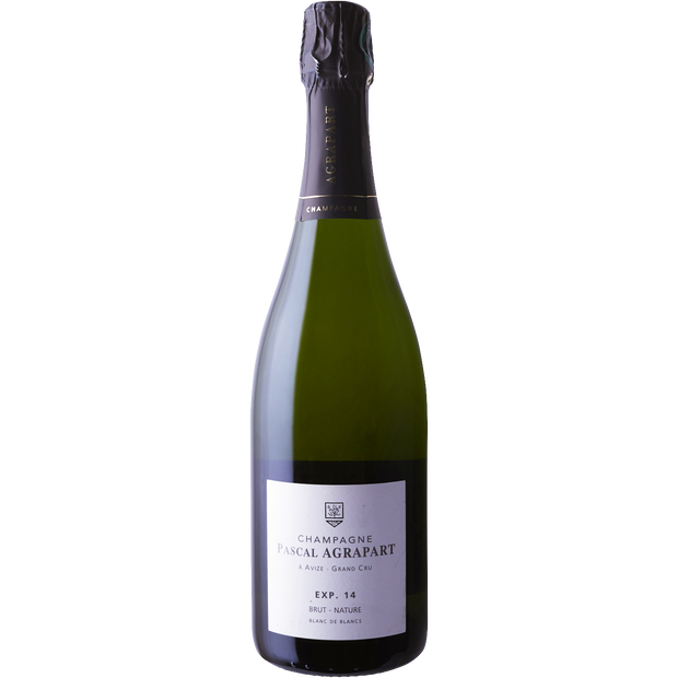 Agrapart 'Experience 14' Blanc de Blancs Brut Nature Champagne NV-Wine-Verve Wine
