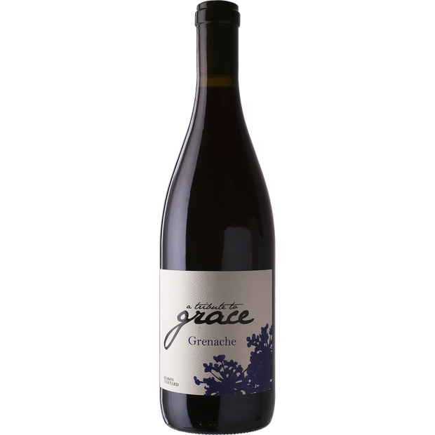 A Tribute to Grace Grenache 'Besson' Santa Clara Valley 2016-Wine-Verve Wine