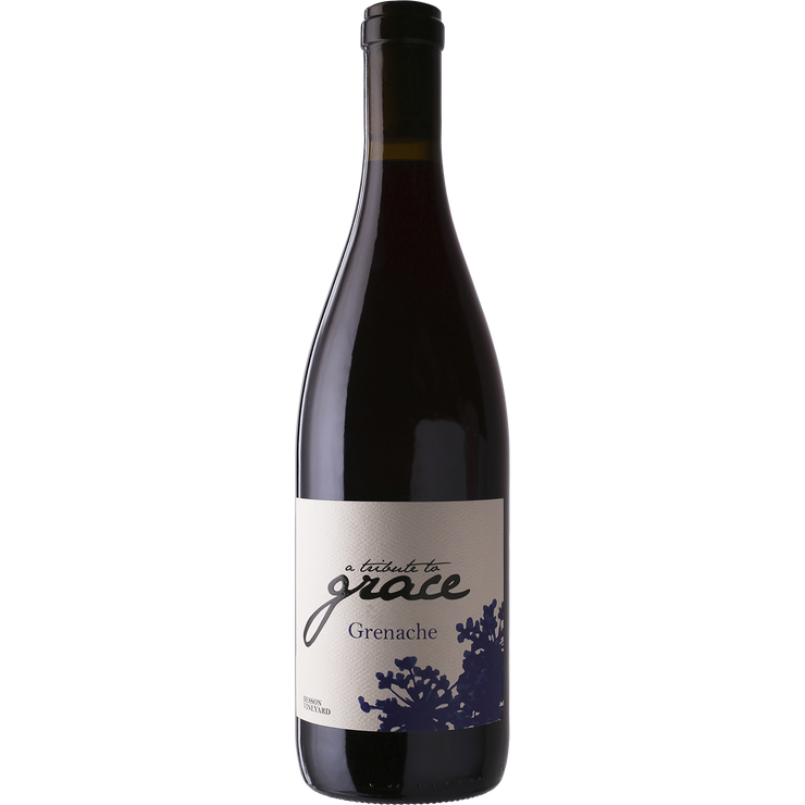 A Tribute to Grace Grenache 'Besson' Santa Clara Valley 2016
