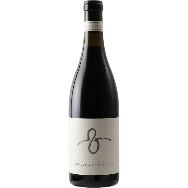 Analemma Syrah 'Mosier Hills' Columbia Gorge 2016-Wine-Verve Wine