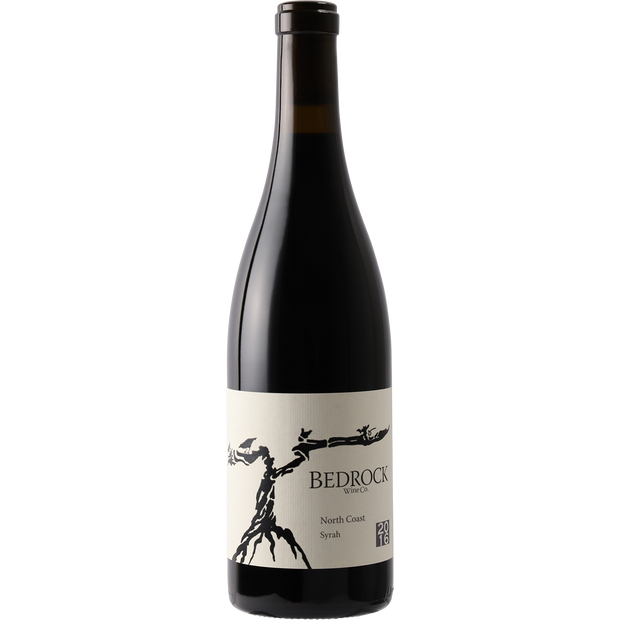 Bedrock Syrah California 2018-Wine-Verve Wine