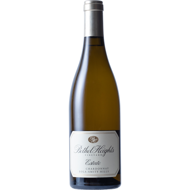 Bethel Heights Chardonnay 'Estate' Eola-Amity Hills 2015-Wine-Verve Wine