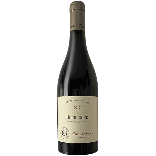 Camille Giroud Bourgogne Rouge 2017-Wine-Verve Wine