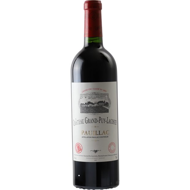 Chateau Grand Puy Lacoste Pauillac 1998-Wine-Verve Wine