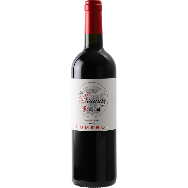 "Chateau Bourgneuf Pomerol ""les Saisons de Bourgneuf"" 2016-Wine-Verve Wine"